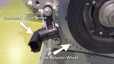 سنسور دور موتور خودرو