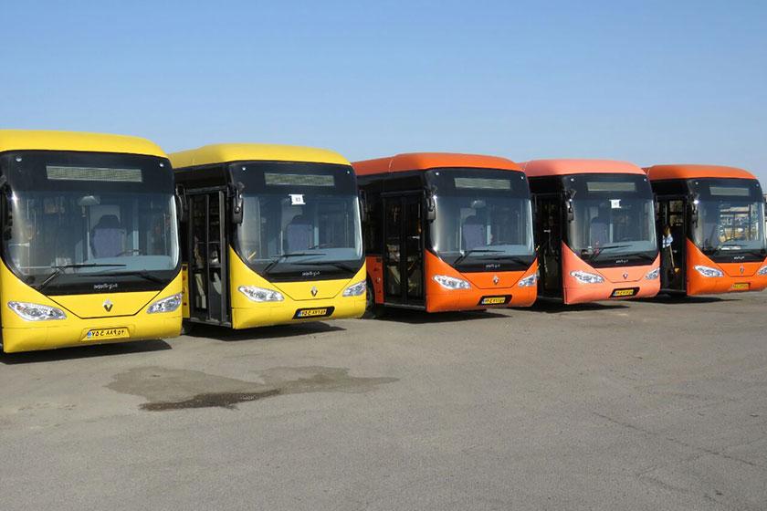 کاربرد ردیاب در اتوبوس های شهری