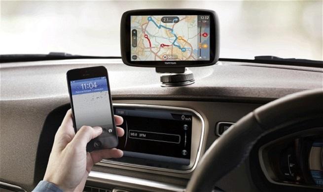 مسیریابی با GPS