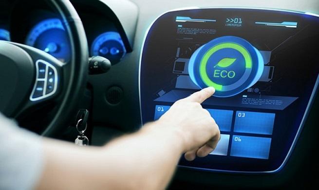 رانندگی با سیستم ECO