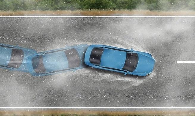 پدیده آب سواری در روزهای بارانی