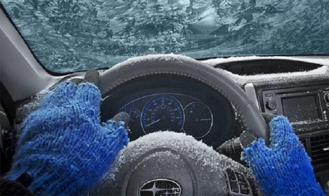 کاهش مصرف سوخت خودرو در زمستان