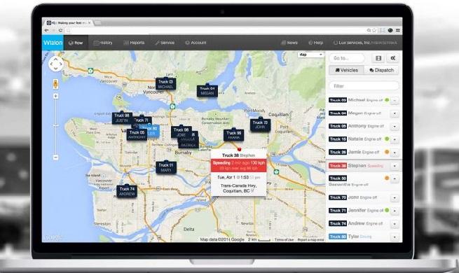 تاثیرات فناوری GPS بر مدیریت ناوگان