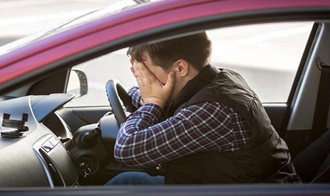 با این روشها استرس قبل از رانندگی را کاهش دهید