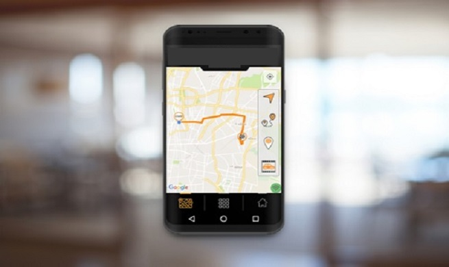 ردیابی خودرو با GPS