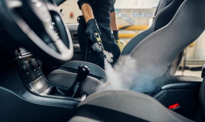 ضدعفونی کردن خودرو در زمان ویروس کرونا