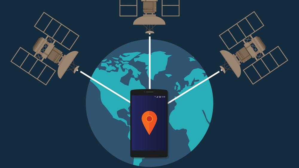 عوامل موثر بر دقت دستگاه های GPS