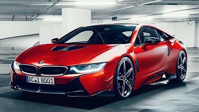 منتظر BMWهای خودران باشید