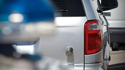 شلیک تیرهای GPS به خودروی مجرمان