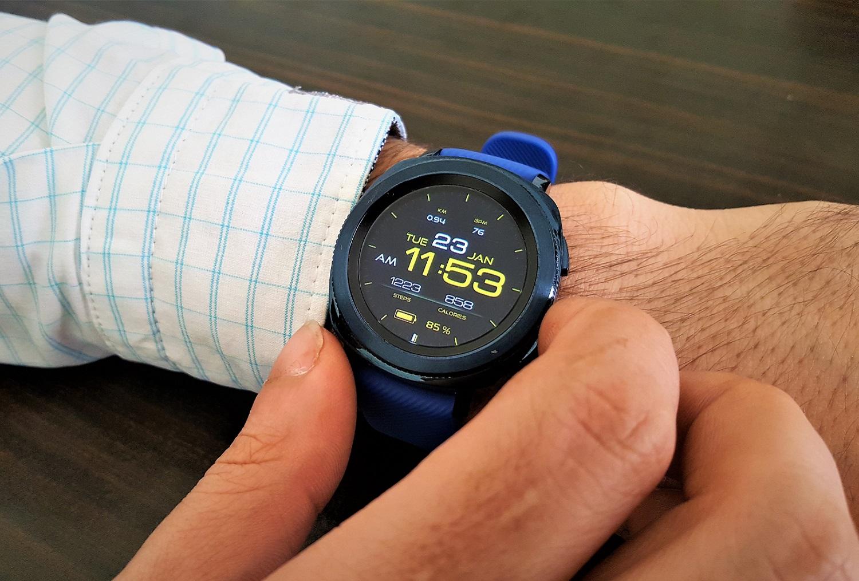 معرفی سبک ترین ساعت مچی مجهز به GPS