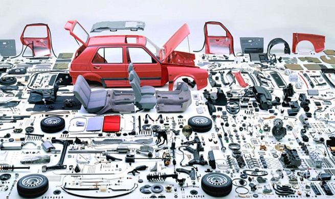 قاچاق قطعات خودرو