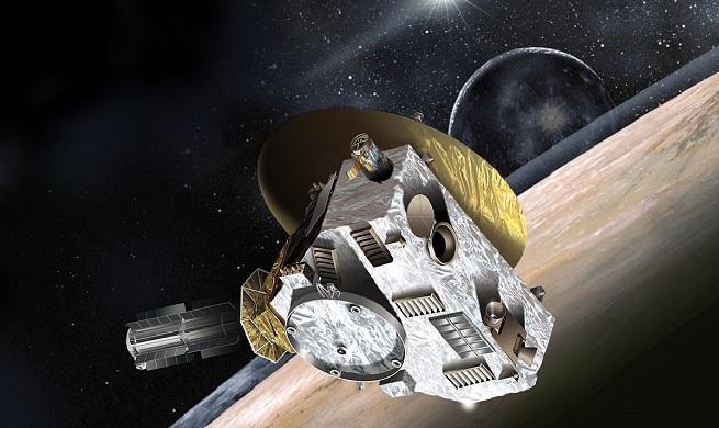 سقوط تاریخ ساز فضایی