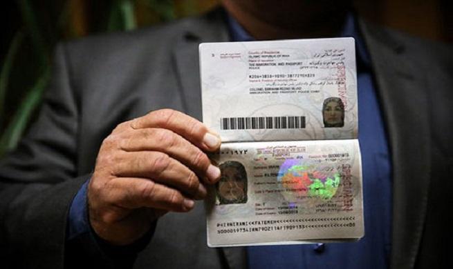جنجال تراشه در پاسپورت ایرانی