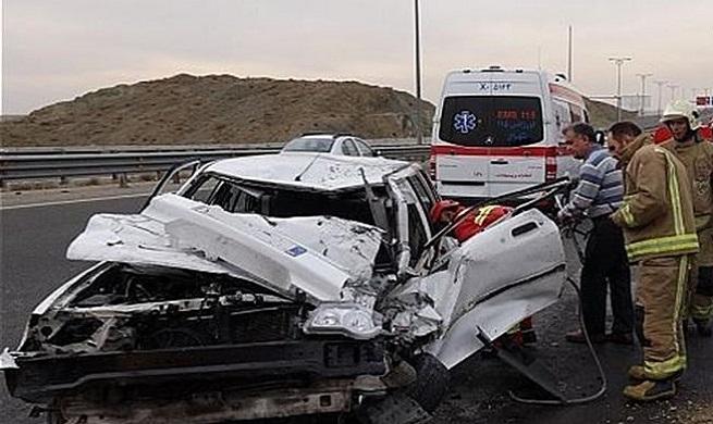 جزئیات تصادف مرگبار کاروان نوبخت در جنوب کرمان