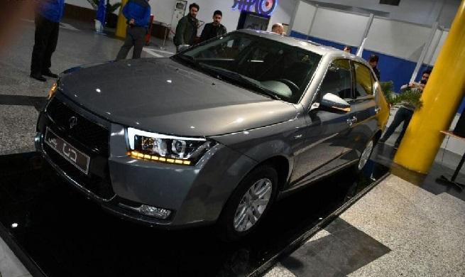 مقایسه دو محصول ایران خودرو
