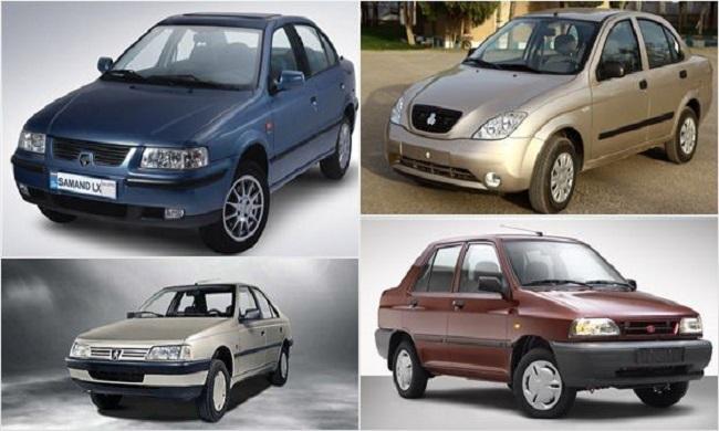 روند کاهشی قیمتها در بازار خودرو در تهران