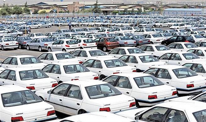 قیمت خودروهای داخلی کمی آرام گرفت