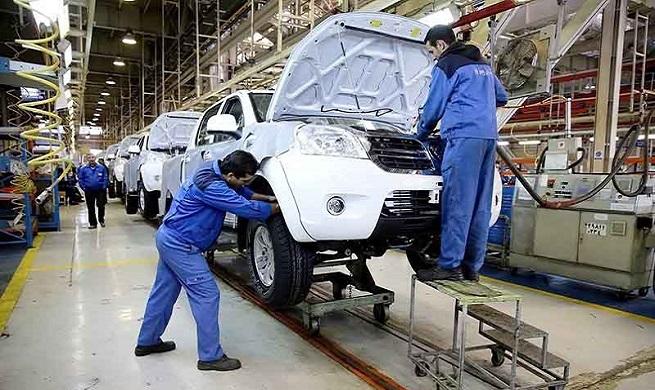 رتبه صنعت خودروی ایران در جهان
