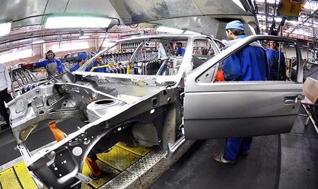 انتشار آمار تولید خودروسازان کشور