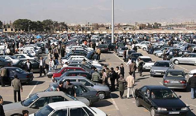تورم عجیب در بازار خودرو