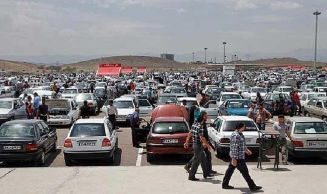 بازار خودرو در هرج و مرج