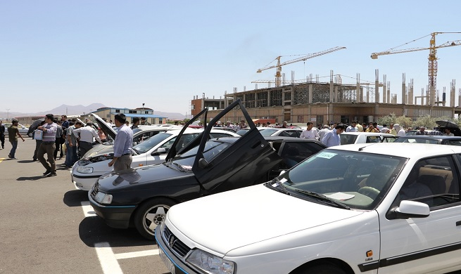 باند مافیایی در بازار خودرو