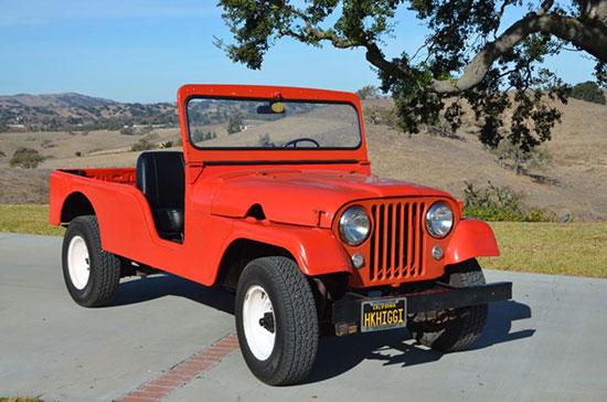 جیپ ویلیس (Jeep Willys)